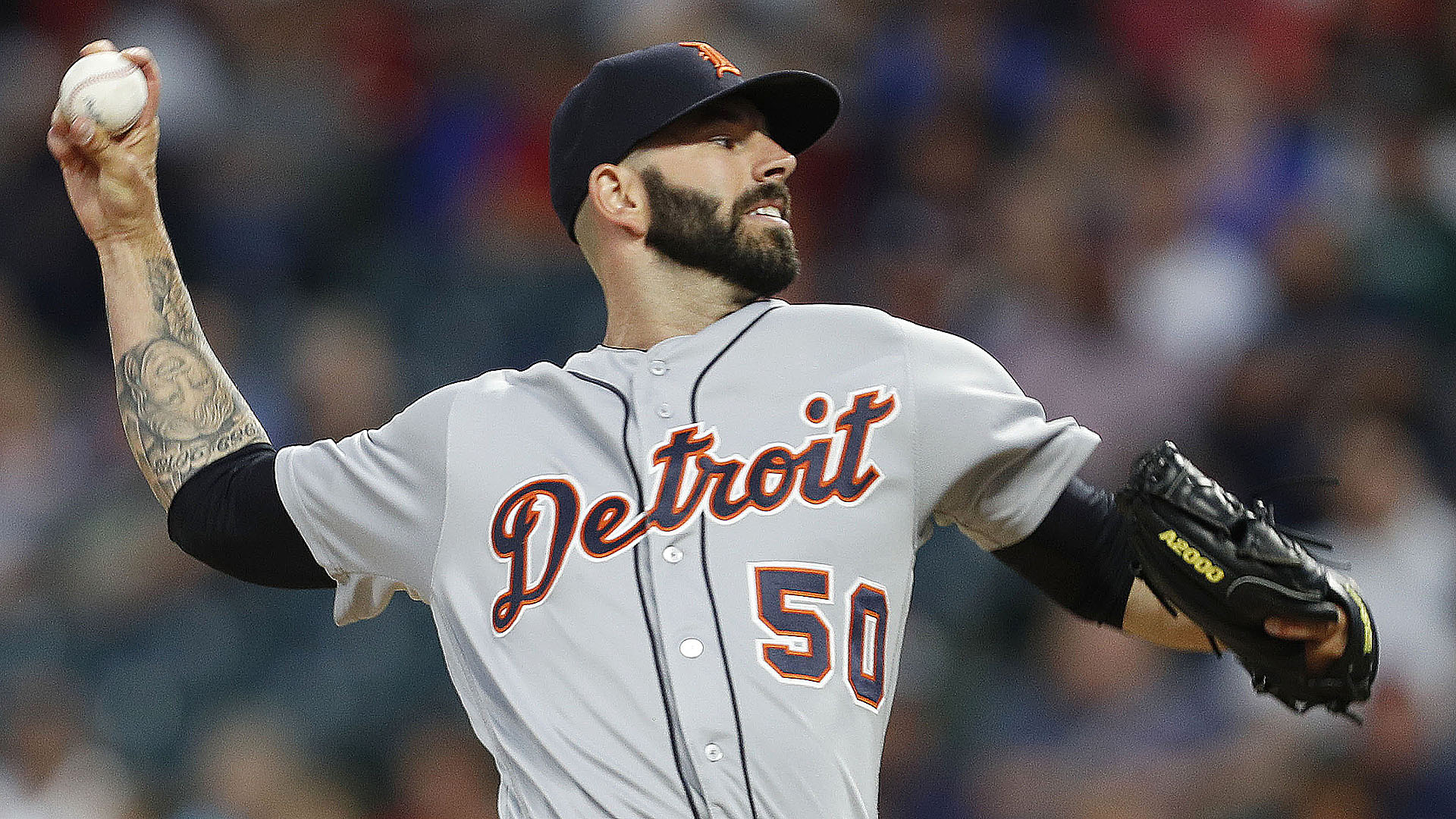 MLB trade rumors: Red Sox possibly targeting Tigers pitcher Mike Fiers