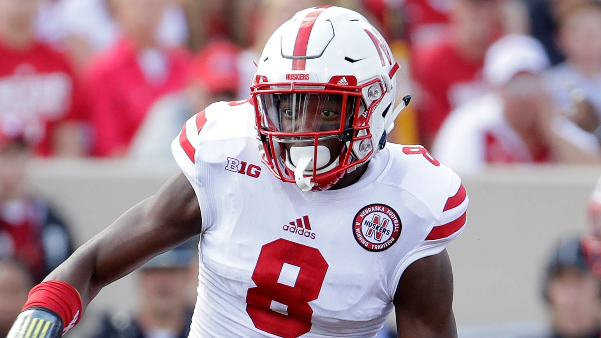 Nebraska CB Chris Jones to miss four-to-six months