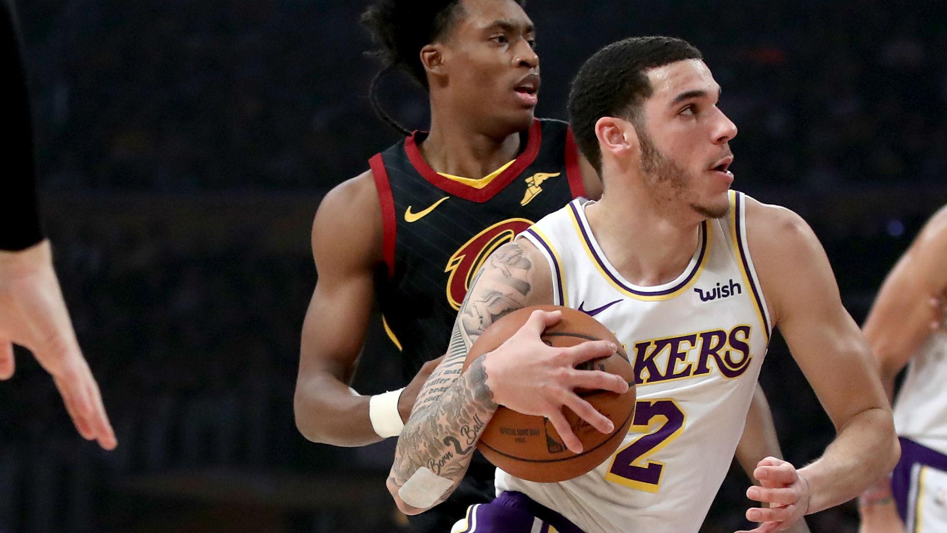 Bulls Fall 107-100 To Lakers