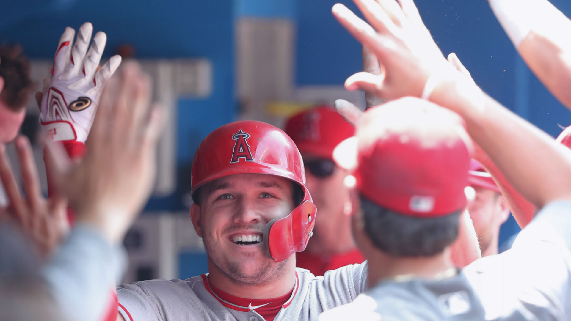 Angels, Trout near $430M extension