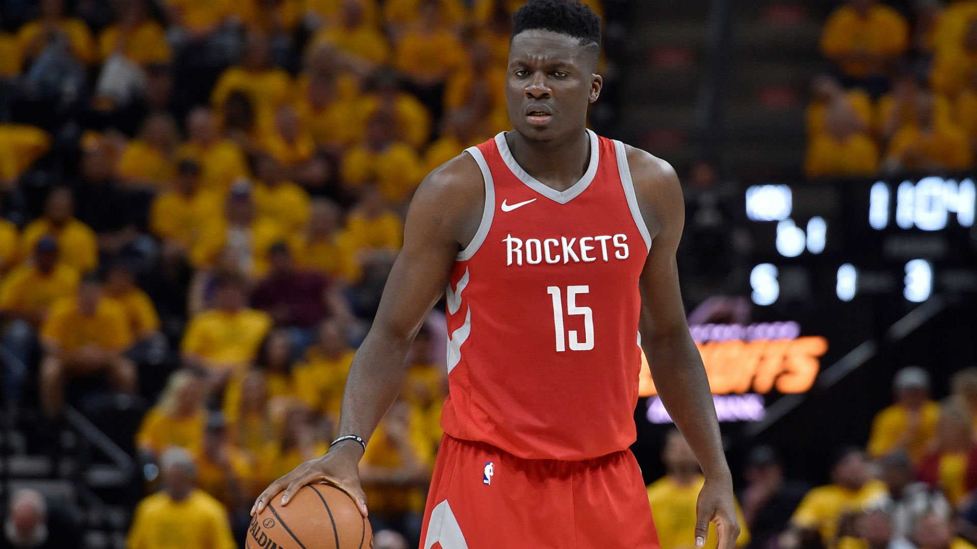 NBA free agency rumors: Clint Capela unhappy about contract negotiations with Rockets