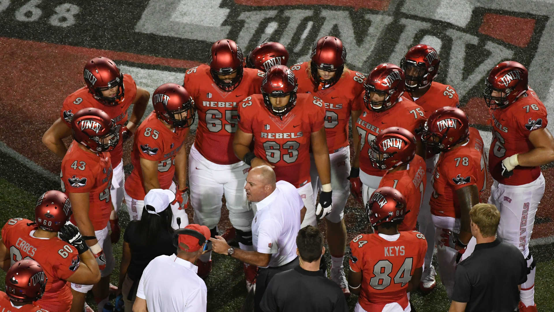 San Diego State at UNLV game designated 'Heroes Night' after shooting