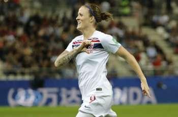 South Korea 1 Norway 2: Penalty double sends Sjogren's side through