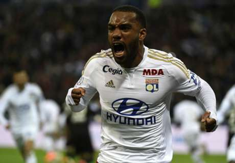 Lyon reject Arsenal's Lacazette bid
