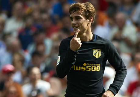 No broken foot for Griezmann