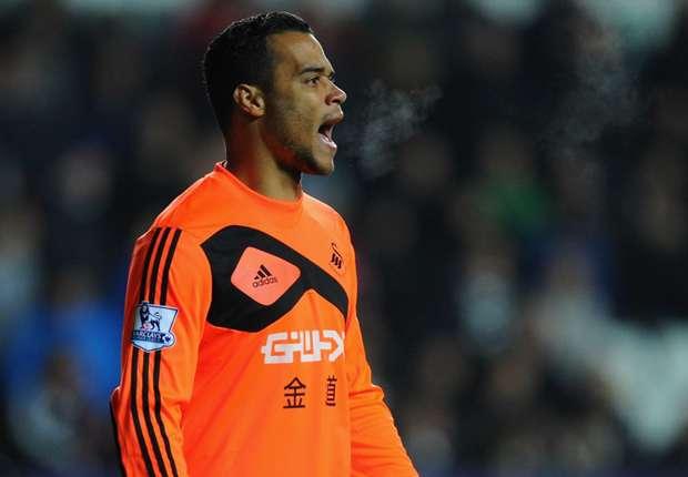 Swansea keeper Vorm to undergo knee surgery