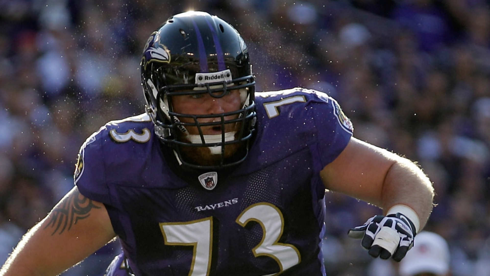 Ravens lose Pro Bowl guard Marshal Yanda for season with ankle