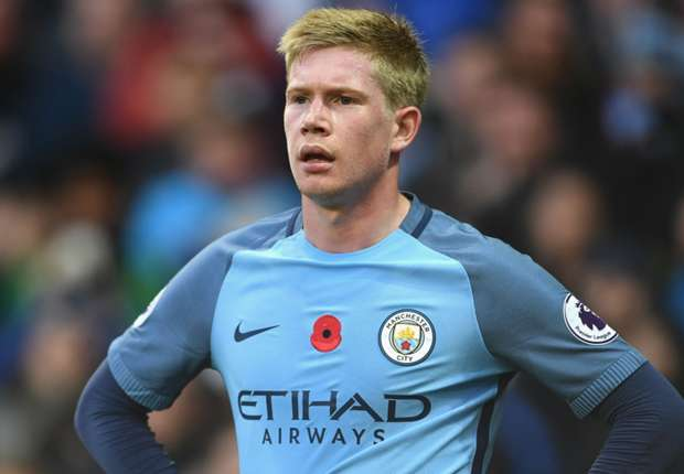 Image result for bruyne man city