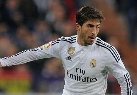 Silva: I fit Benitez's plans at Madrid