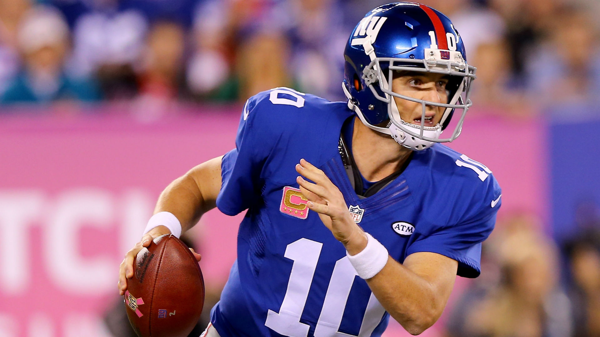 Eli Manning s late TD pass puts Giants atop NFC East