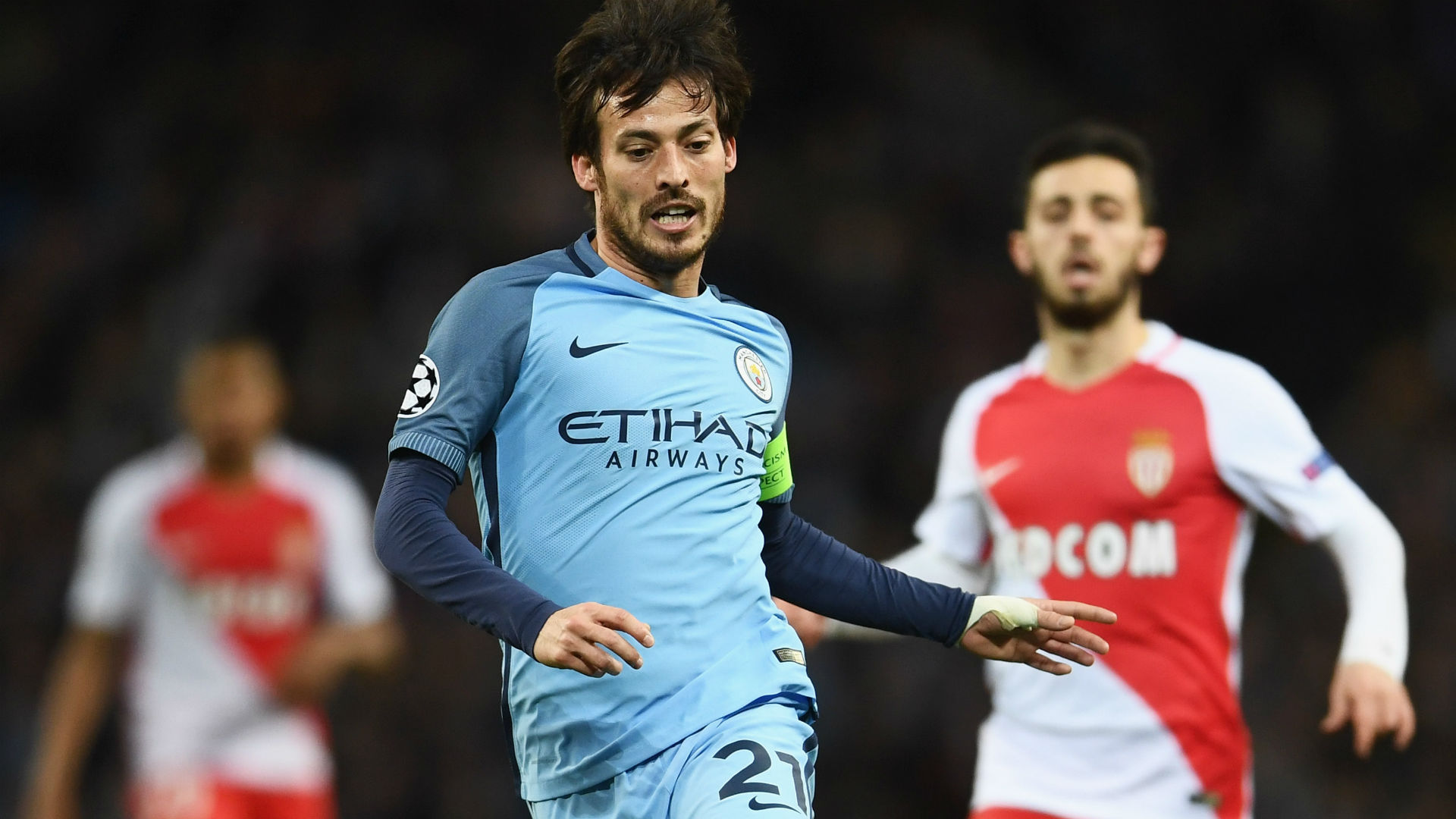 David Silva set to extend glorious Manchester City stay with contract extension