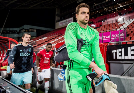 Krul makes comeback from injury