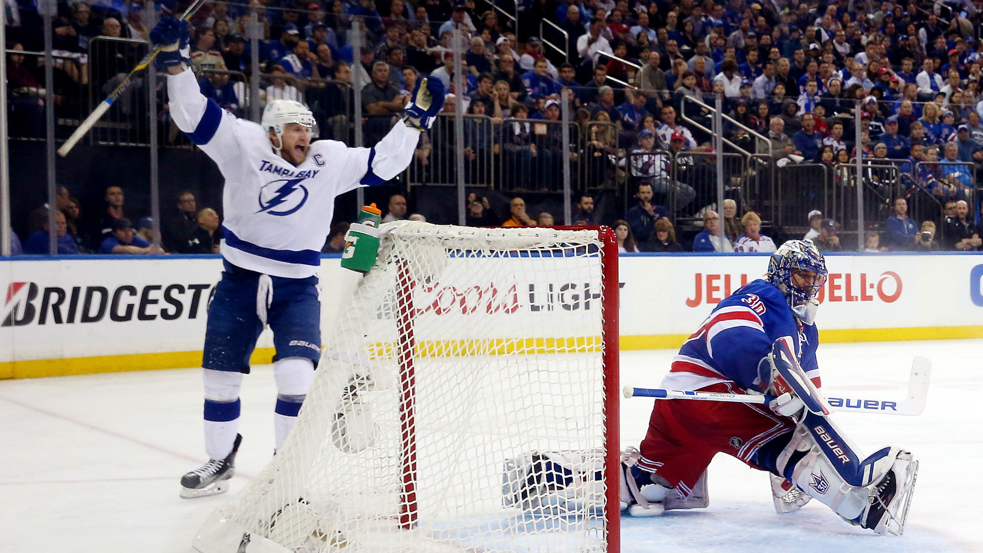 Eastern Conference finals: Return of Steven Stamkos has Lightning confident, Rangers on edge