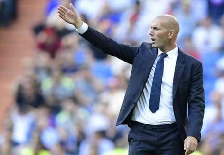 Madrid must not 'go crazy' - Zidane