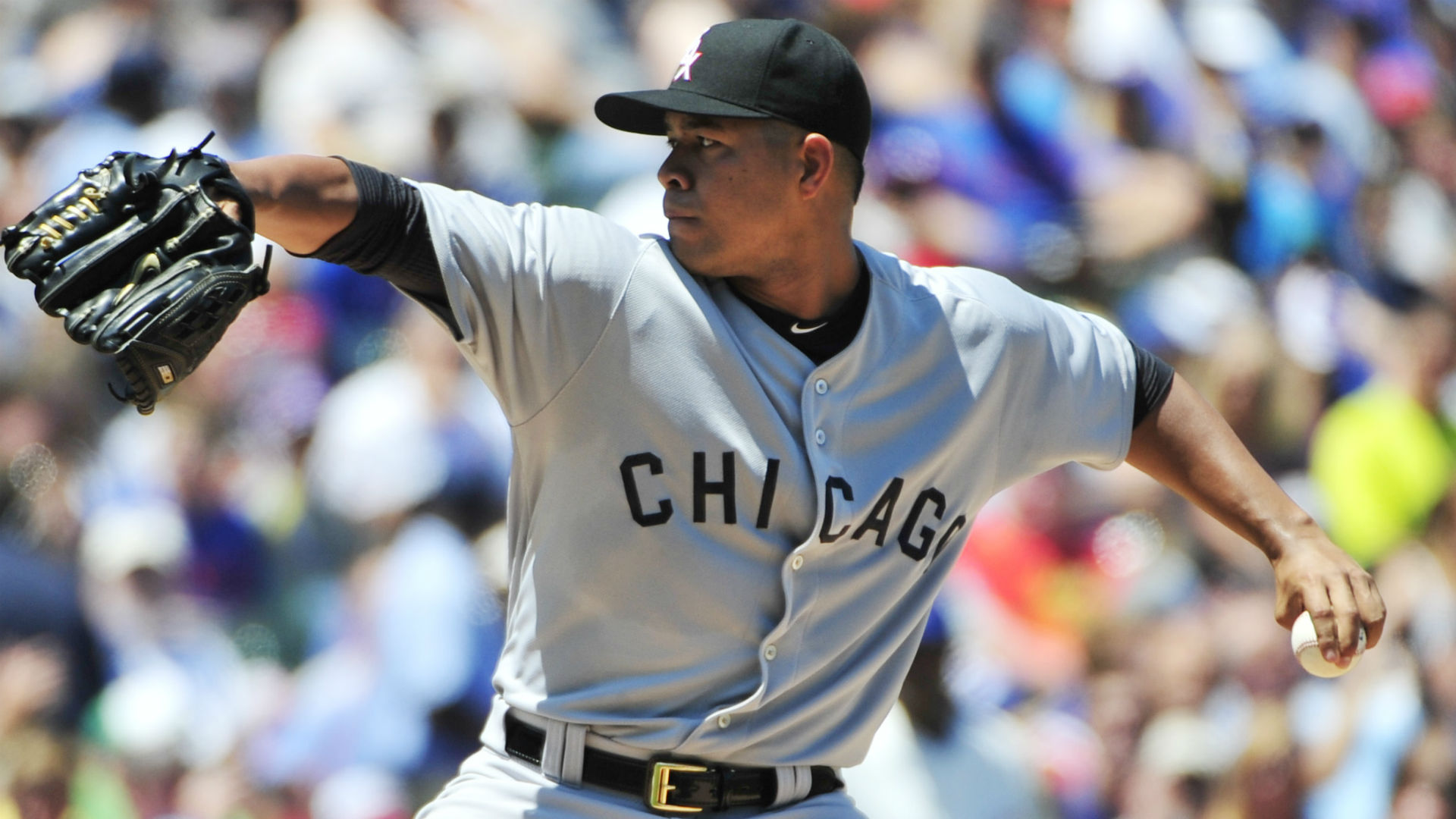 Chicago Cubs land LHP Jose Quintana in trade with Chicago White Sox