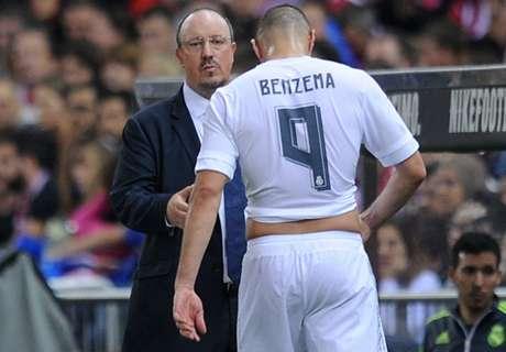Benzema déçu ? Découvrez le top 20 des joueurs les plus sortis en cours de match