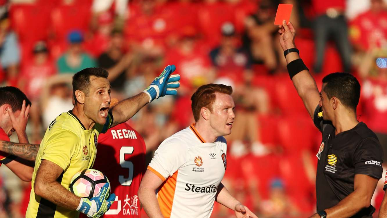 A-League coaches allegedly fight in tunnel as Reds steal victory