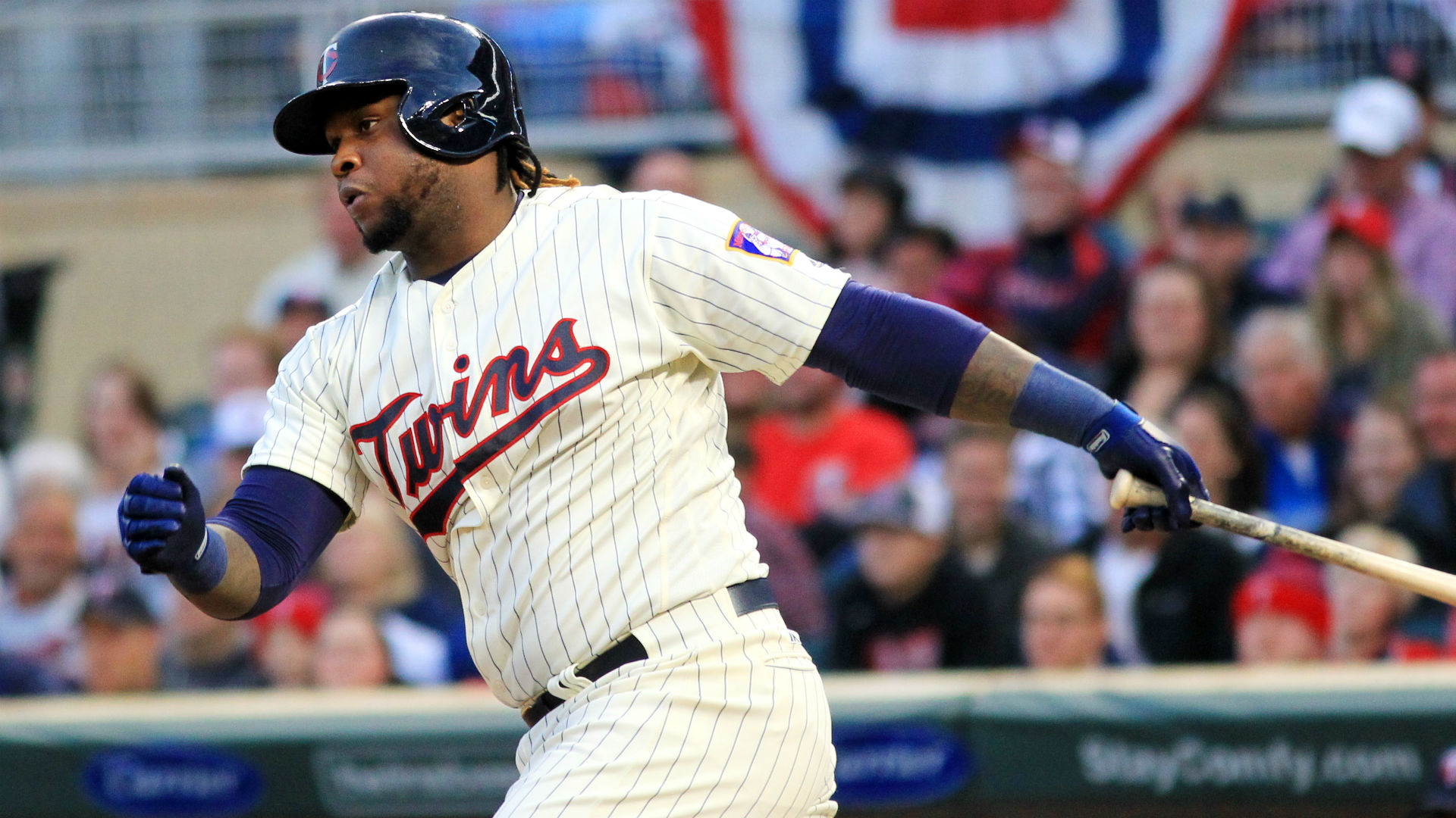 Miguel Sano not on Twins' roster for wild card game