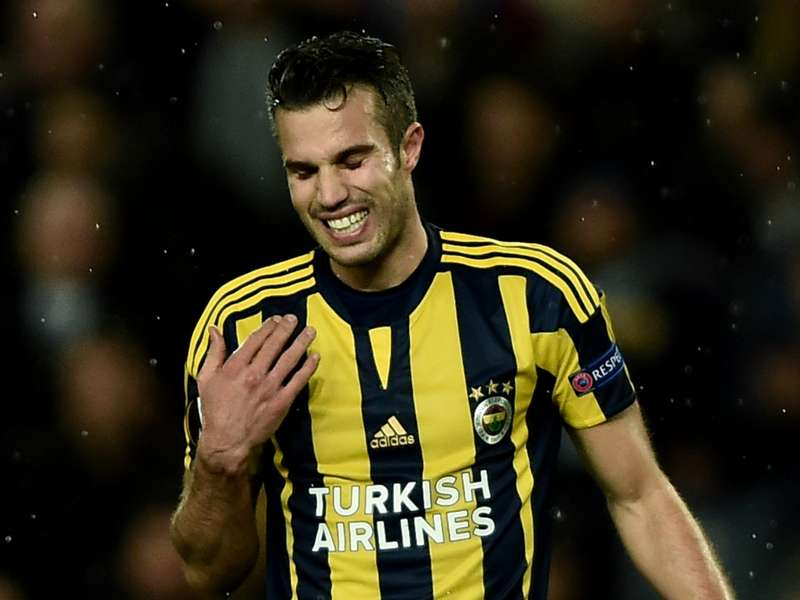 Fenerbahce: Van Persie sale out of the question