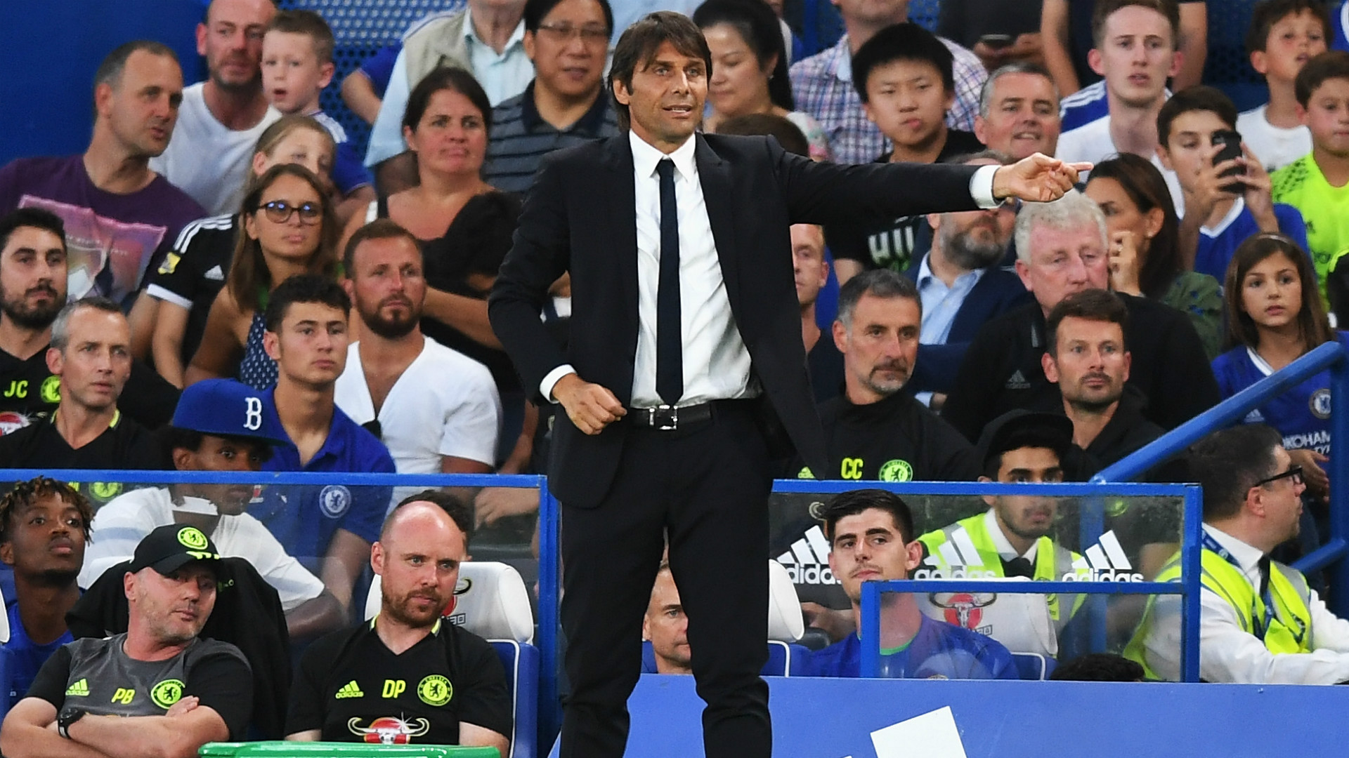 Conte hails Hazard and Chelsea's 'important' clean sheet