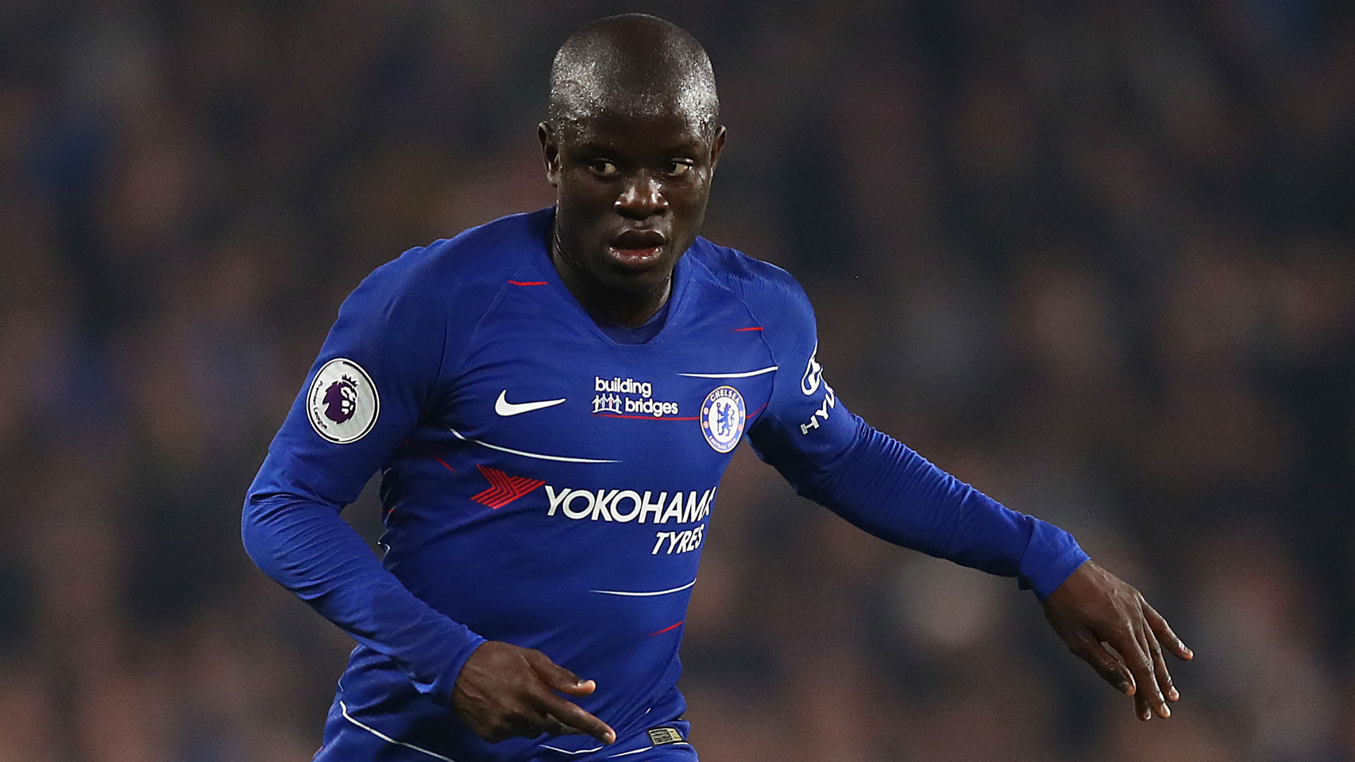 Chelsea boss Lampard optimistic Kante will be ready for Premier League opener against Man Utd