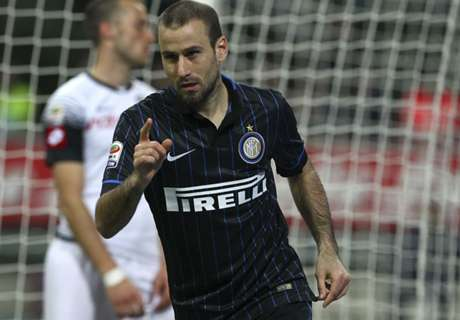 Inter 1-1 Cesena: Unlikely point