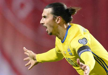 Zlatan: Too late for England move