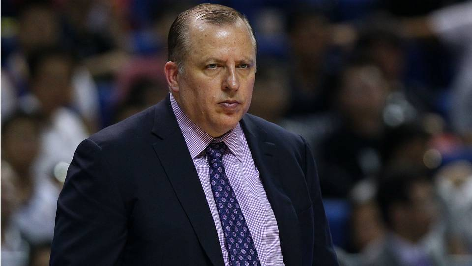 Tom Thibodeau on potential Jimmy Butler trade: 'If something is good for us, then we're interested in doing it'