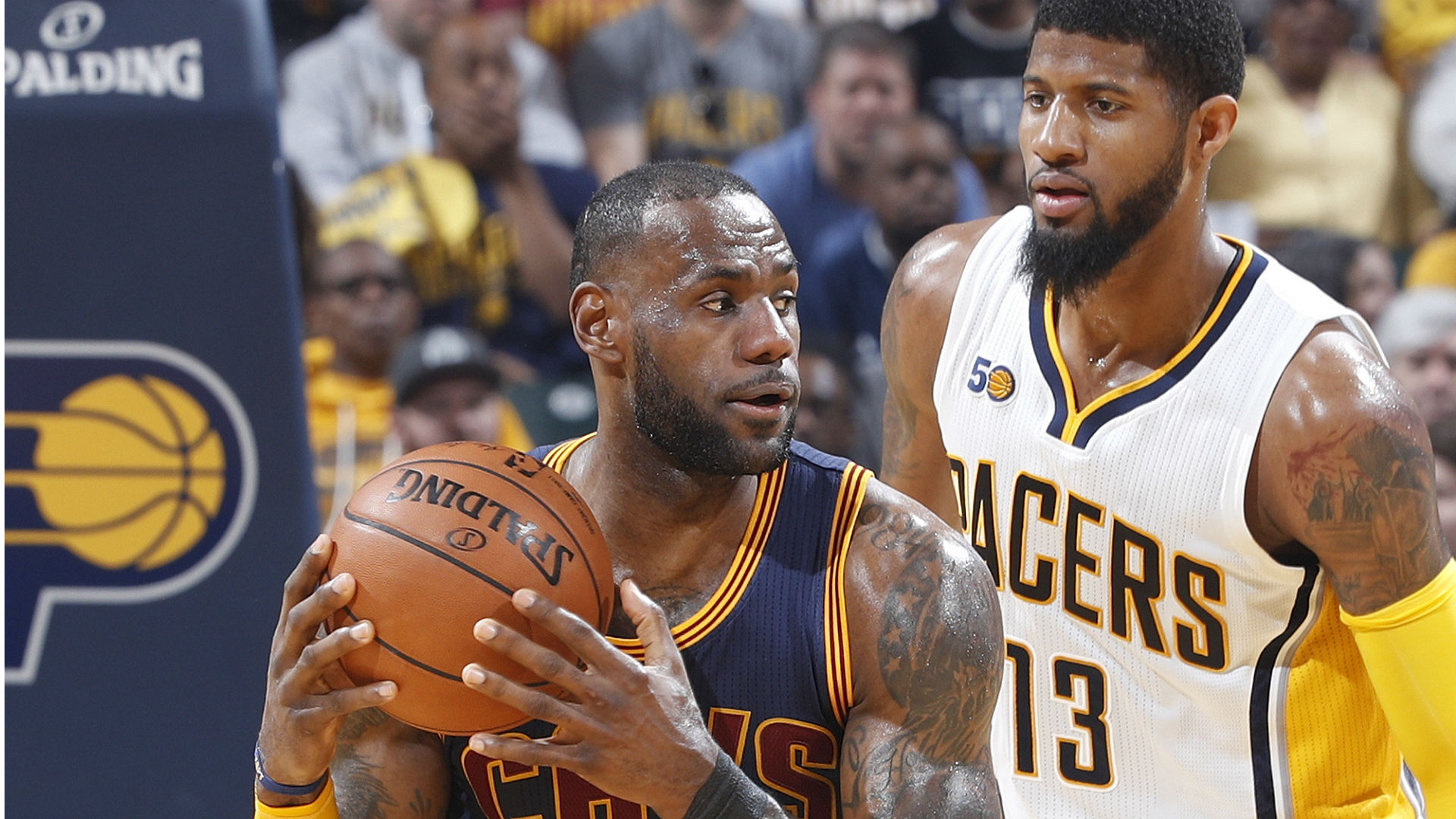 James, Cavs finish off IN in four-game sweep