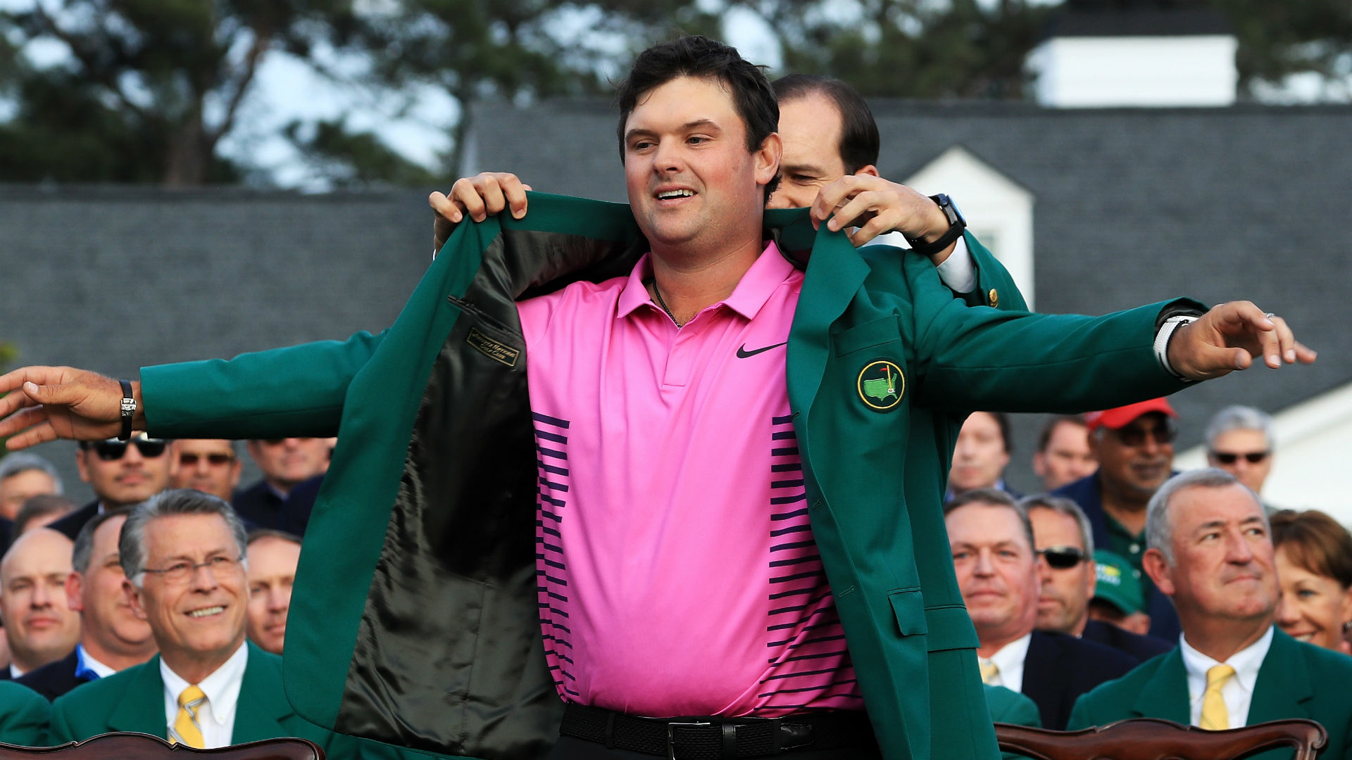 Masters 2019: Green Jacket Ceremony cancelled due to weather concerns at Augusta