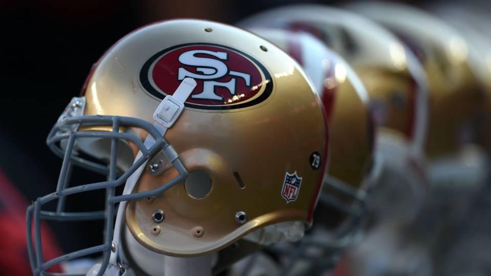 Watch  49ers introduce retro alternate uniforms · NFL 9919f1e74
