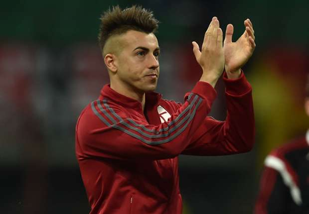 Strange Ac Milan El Shaarawy Completes Roma Switch Goal Com Short Hairstyles For Black Women Fulllsitofus