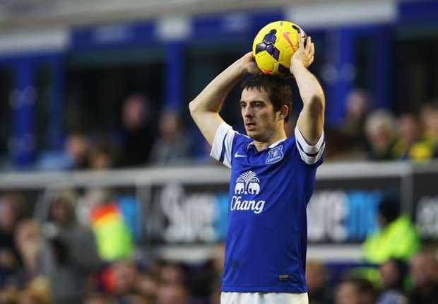 Leighton Baines verlängert seinen Vertrag beim FC Everton