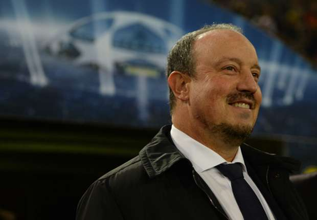 Benitez: Napoli belief is strong