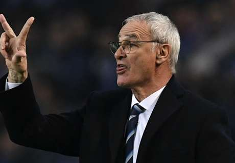 Ranieri: Leicester lacked character