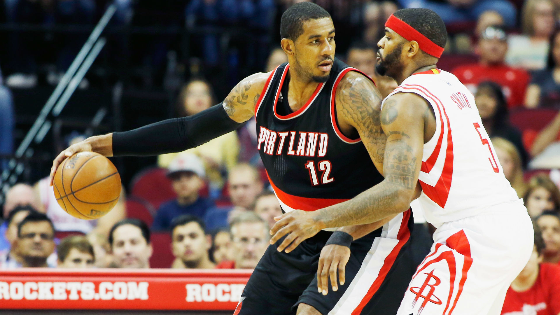 Blazers fire coach that said LaMarcus Aldridge was leaving