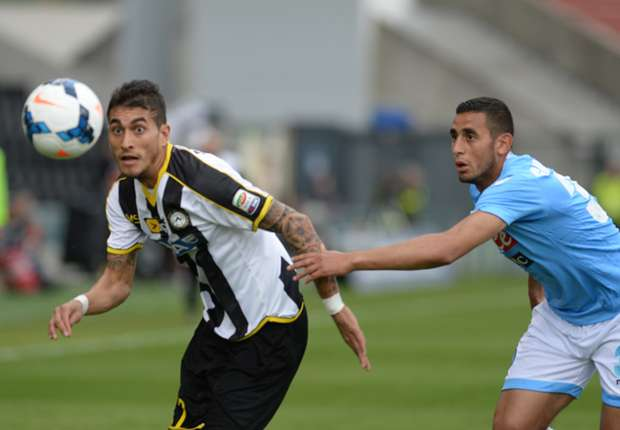 Udinese: Inter and Juventus want Pereyra