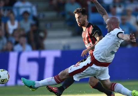 Suso brace seals Milan win