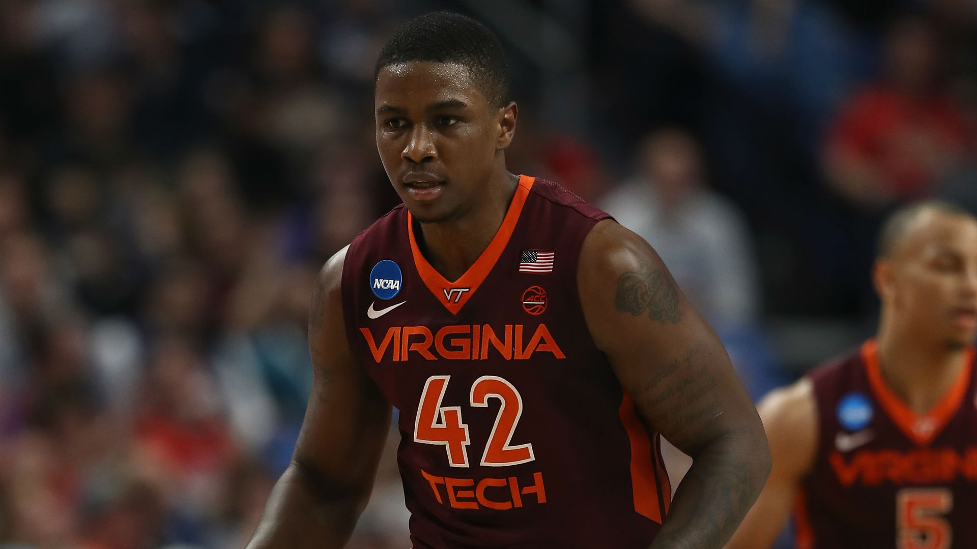 Hokies' Ty Outlaw passes drug test, to play vs. Duke