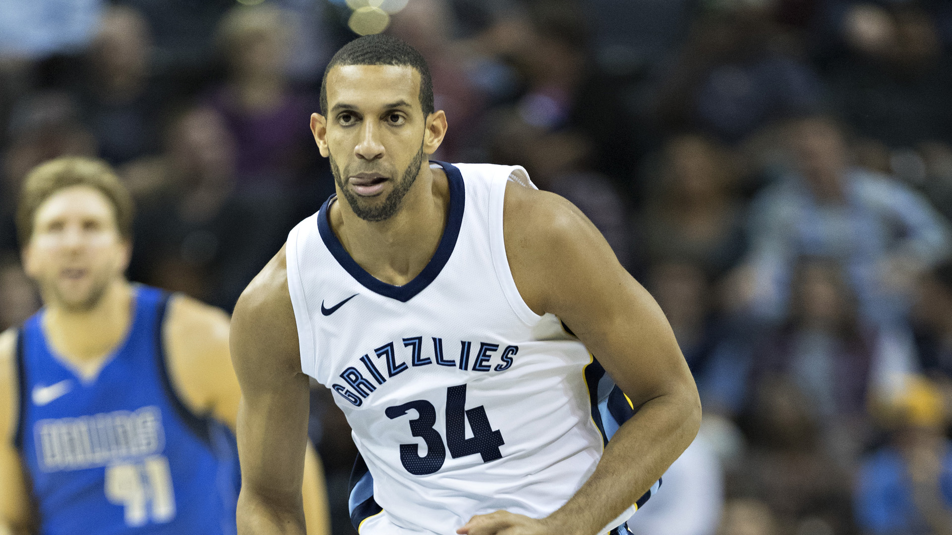 Rockets expected to sign Brandan Wright after buyout, per report
