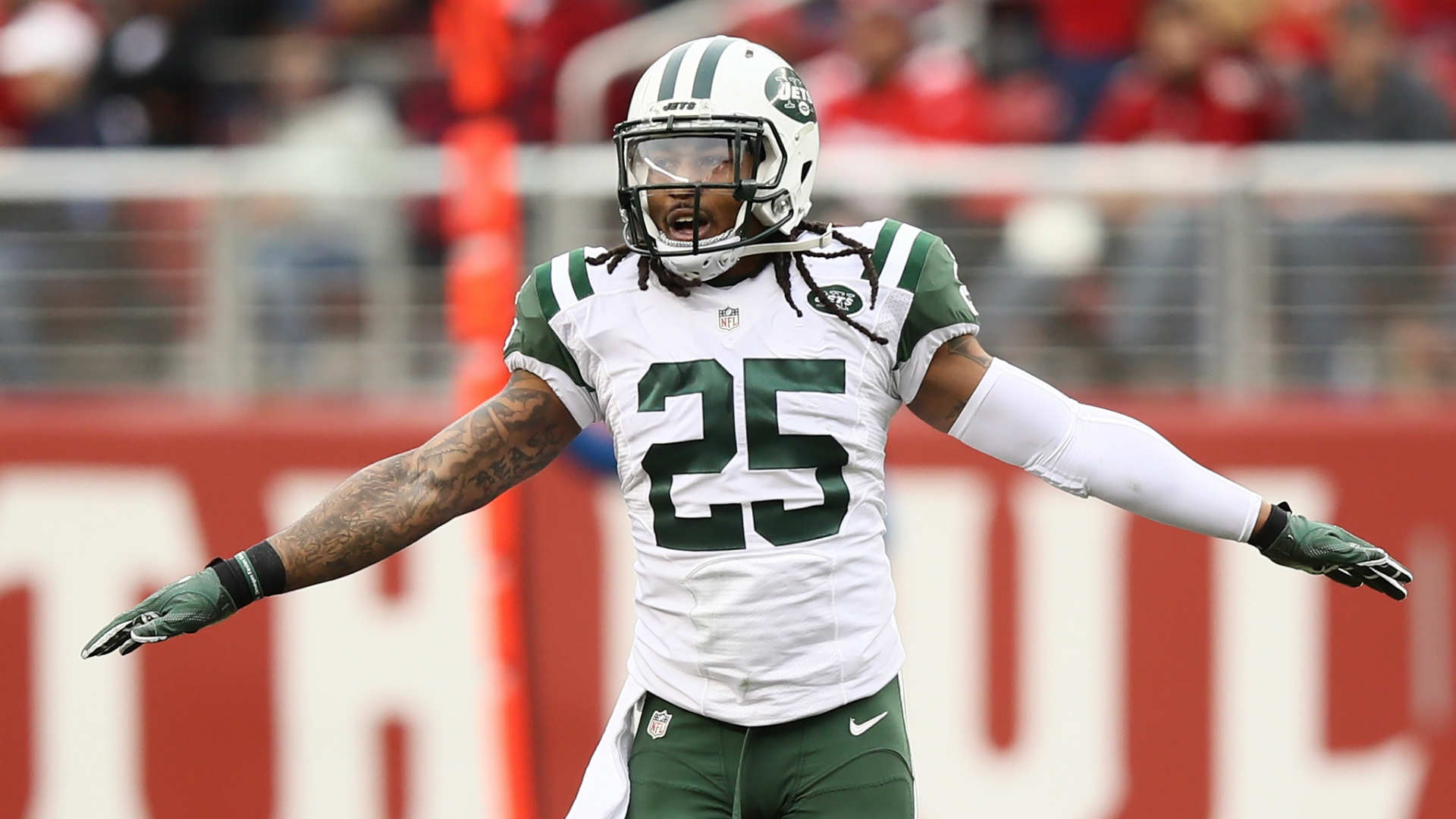 Jets Shopping Sheldon Richardson and Calvin Pryor