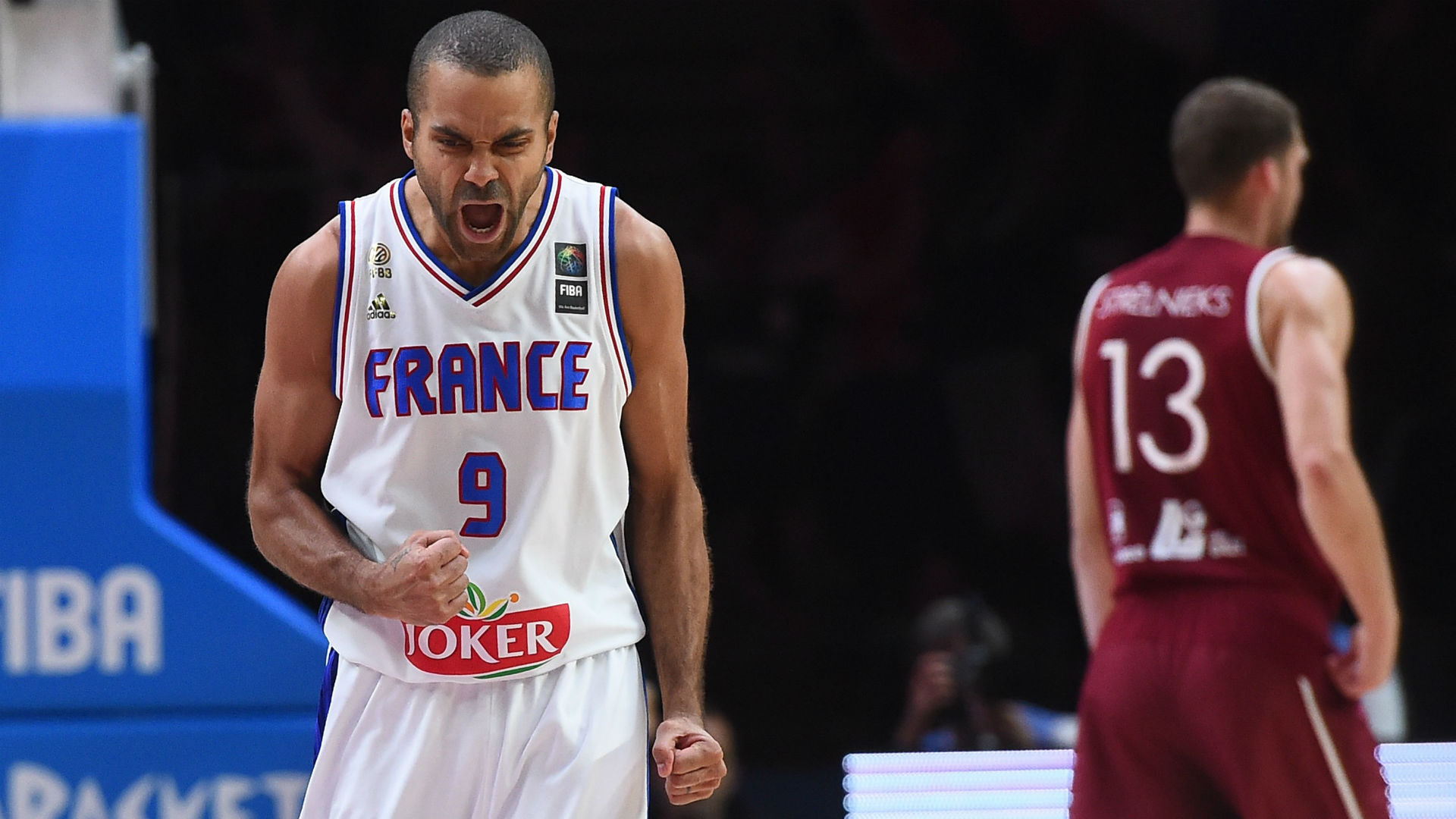 Tony Parker - French basketball player 37