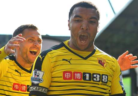Deeney: Watford poor against Villa
