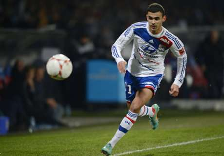 Ghezzal demoted to Lyon reserves