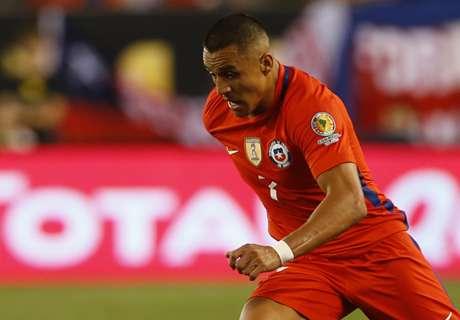Report: Chile 3 Venezuela 1