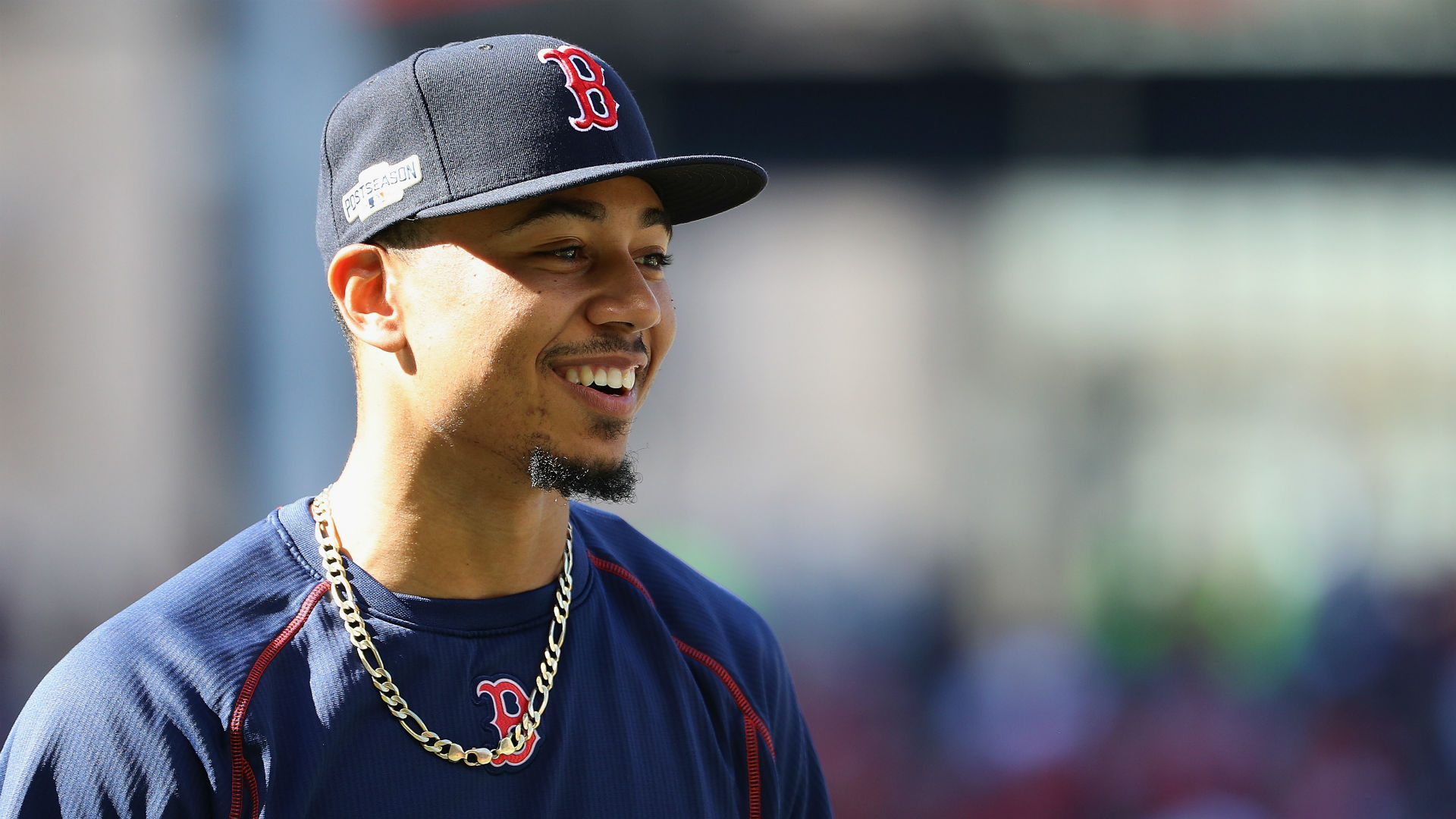Mookie Betts settles with Red Sox for $20 million, remains a bargain