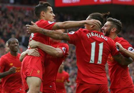 Lallana runs riot as Liverpool thrash Hull