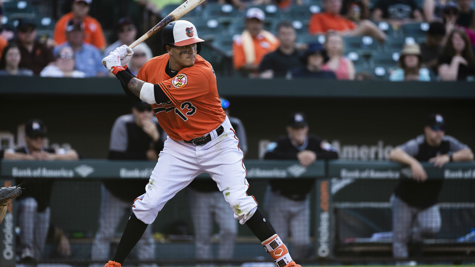 Orioles have received offers from 7 teams for Machado