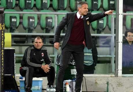 LIVE: Milan v Genoa
