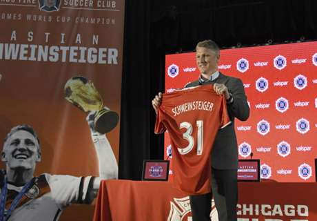 Schweini aiming to make MLS impact